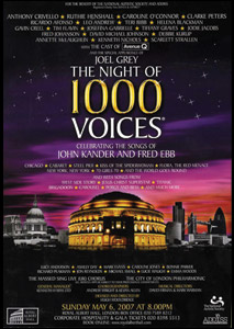 The Night of 1000 Voices